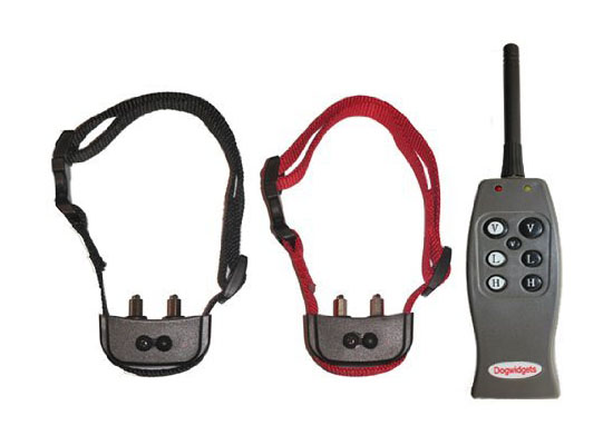 Rechargeable Remote 2 Dog Training Shock Collars With Individual Control