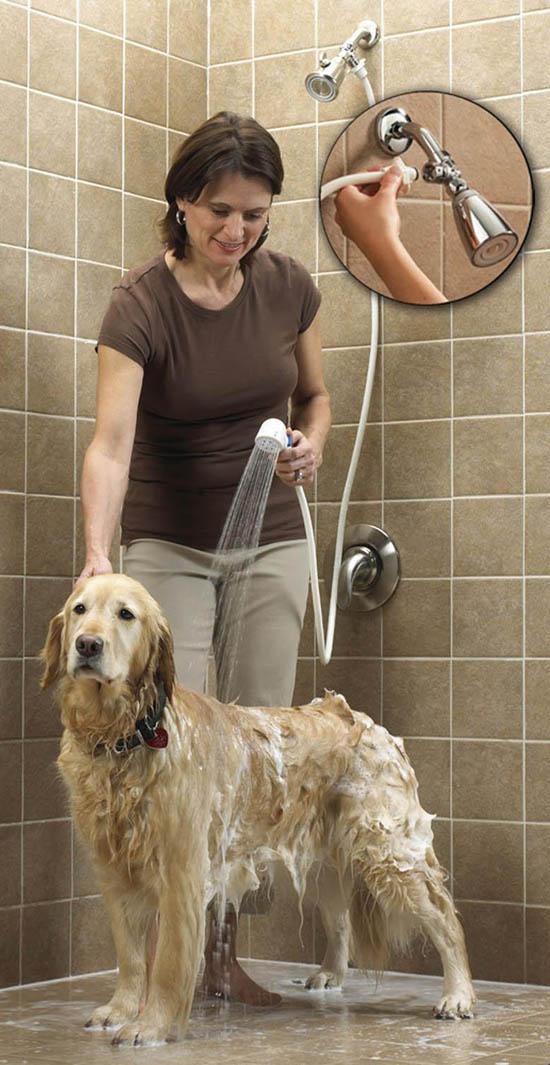 Rinse Ace 3 Way Pet Shower Sprayer
