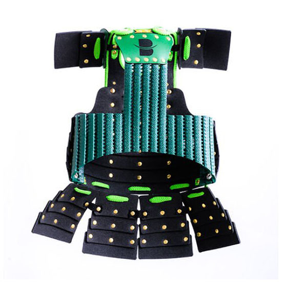 Cute Samurai Armor for Your Furry Warriors
