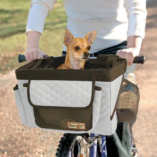 Snoozer Buddy Bike Pet Basket