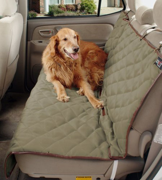 Solvit Bench Seat Cover