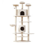 Nice and Affordable Tabby 80-inch Scratching Post for Your Feline Friends