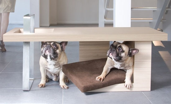 Tavolato Pet Bed - Modern Dog Bed