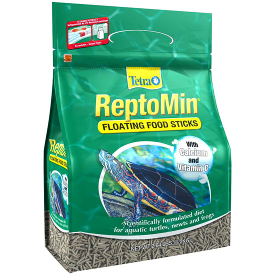 Tetra ReptoMin Sticks Reptile Food