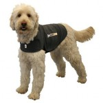 Thundershirt Dog Anxiety Treatment Wrap Helps Reducing Dog's Anxiety and Stress