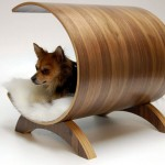 Modern and Stylish Vurv Dog Pod