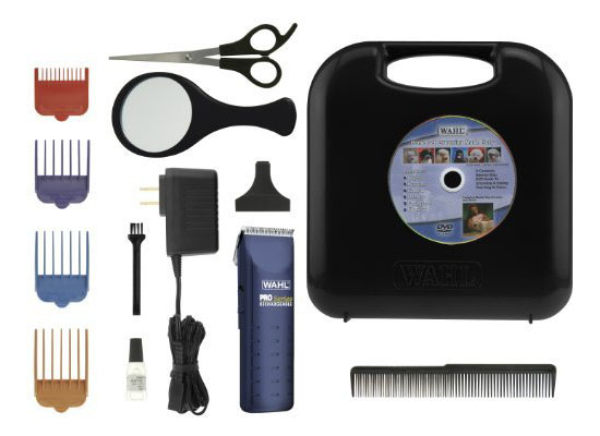 Wahl Pro-series Complete Pet Clipper Kit (9590-210)