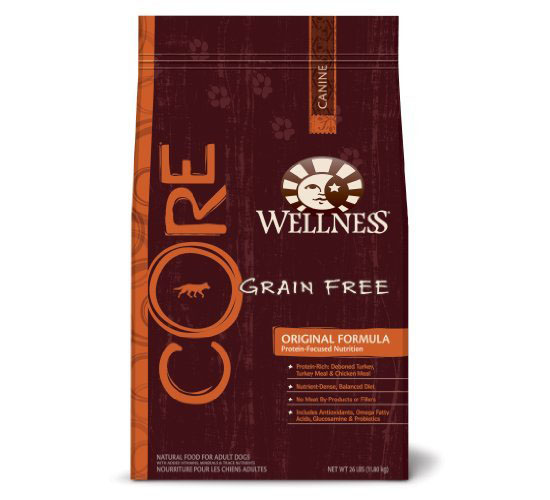 Wellness Grain-Free Dry Dog Food for Adult Dogs