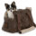 Stylish Petego Velvet Bitty Bag Pet Carrier for Small Pet