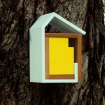 Wrap Modern Birdhouse by Nathan Danials