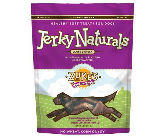 Zuke's Jerky Naturals Dog Treats